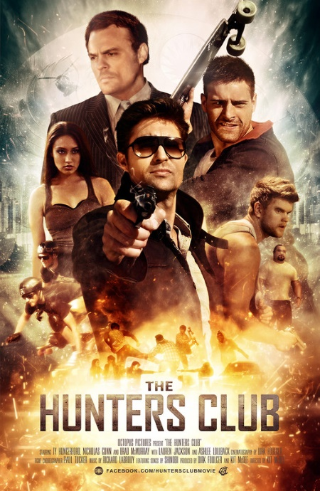 The Hunters Club showing melbourne indie film festival