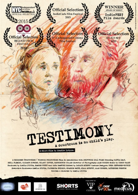testimony short film  melbourne indie