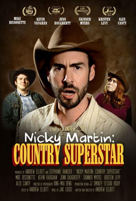Nicky Martin Movie - melbourne indie film festival