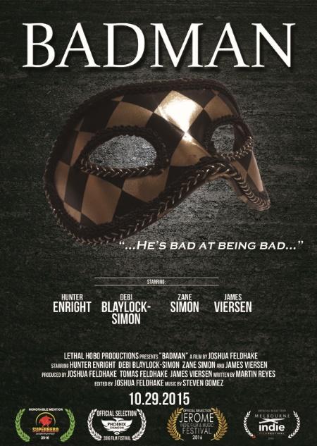 badman short film melbourne indie film festival 1