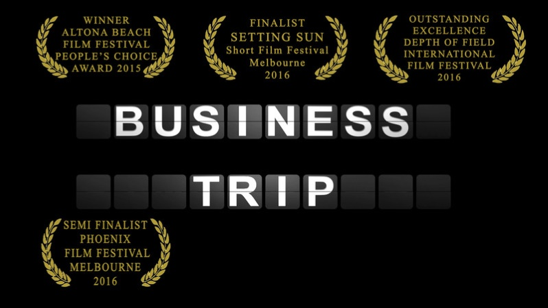 business trip melbourne indie film festival