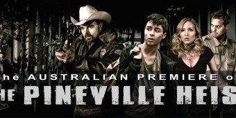 the pineville heist melbourne indie banner