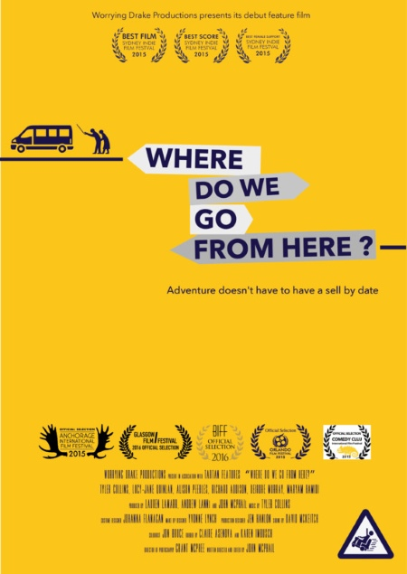 where do we go from here showing melburne indie